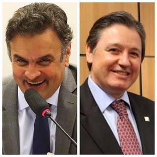 Pedida a prisão preventiva de Aécio Neves e Rodrigo Loures