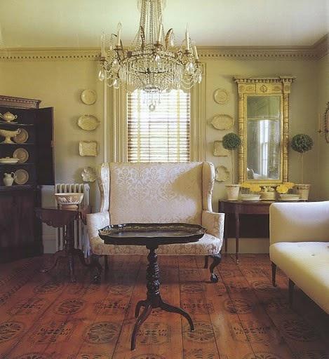 Martha Stewart Turkey Hill Cabinets: Good Things By David: Wedgwood Drabware