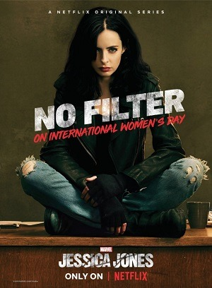Jessica Jones - Completa Netflix HD Torrent Download