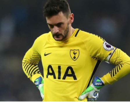 Tottenham captain, Hugo Lloris charged with drunk-driving in UK