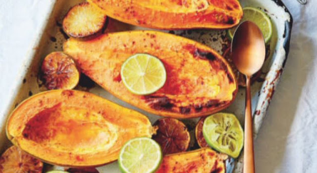 Baked Papaya Recipes