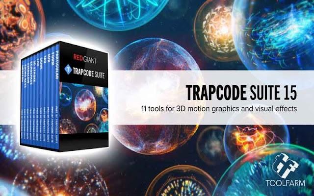 Trapcode Particular 15.0.1 For Win, Mac F.u.l.l - Plugin hiệu ứng cho After Effects