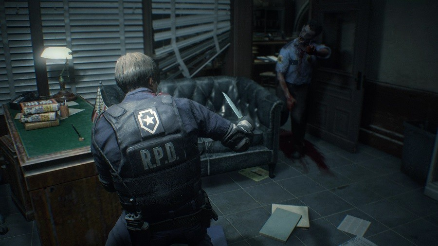 Jogo Resident Evil 2 crackeado PC para download torrent com crack