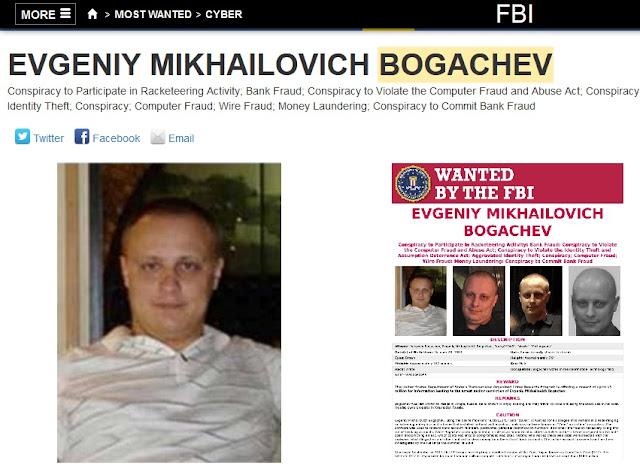 Evgeniy Mikhailovich Bogachev Hacker yang Paling Diburu di Dunia