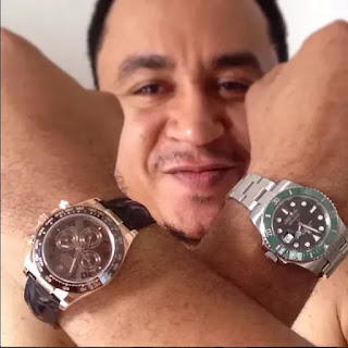Freeze with a couple of rolex