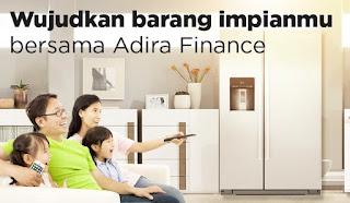 Cara kredit HP Adira finance