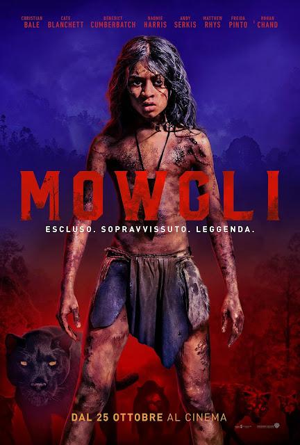 Mowgli: Il Figlio Della Giungla Film 2018