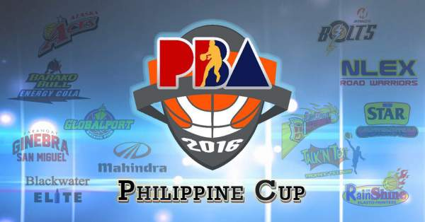 PBA Philippine Cup 2016 | Schedule of games, standings, results and updates