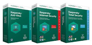Kaspersky 2018 v18.0.0.405 [Repack+Mod Server][Multi Editions][Español-ML]