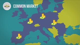 Penjelasan Fungsi Common Market Yang Diterapkan Di Uni Eropa