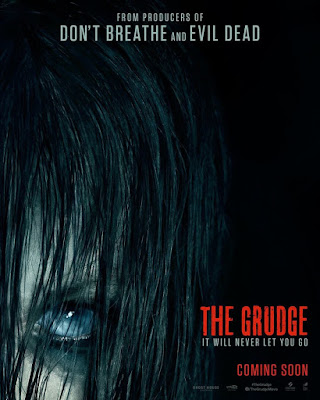 The Grudge 2020 Movie Poster 3