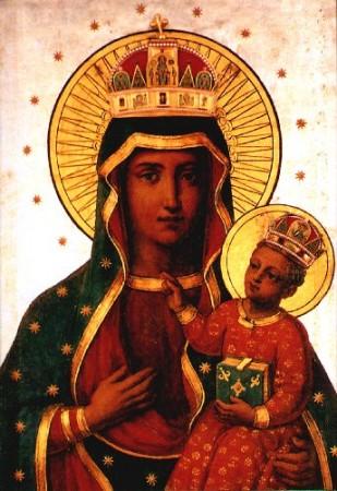 Saint Étienne roi apostolique de Hongrie - comment la Hongrie est devenue un pays chrétien Madonna%2BUngheria