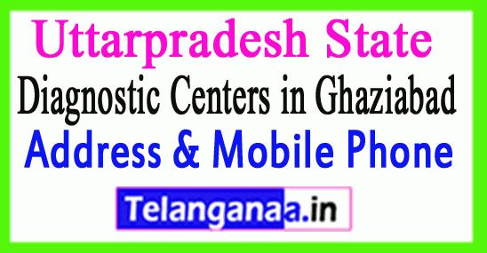 Diagnostic Centers in Ghaziabad In Uttarpradesh