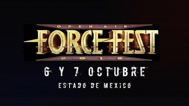 Force Metal Fest Open Air 2018