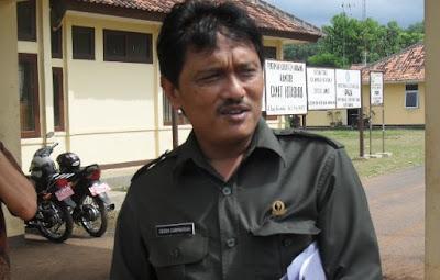 Pesan Deden Darmansyah Untuk Pendukung Paslon Hasanah di Karawang