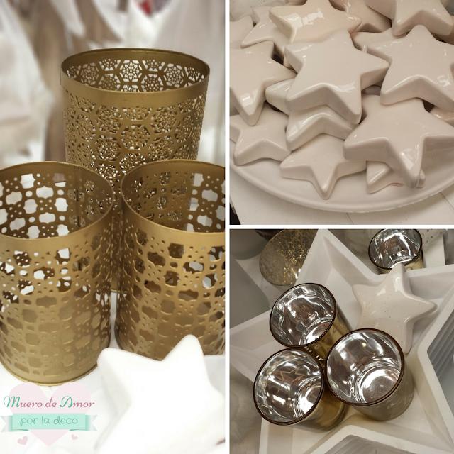 Decoración Navideña en blancos y dorados-Bauhaus-By Ana Oval-9