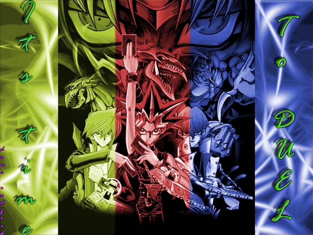 Yu Gi Oh Desktop Wallpapers - Anime HD Wallpapers