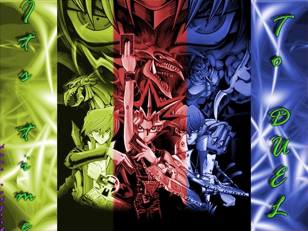 Yu Gi Oh Desktop Wallpapers