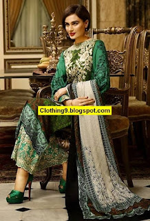 Ittehad Fall/Winter Collection 2016-2017 Catalog Magazine