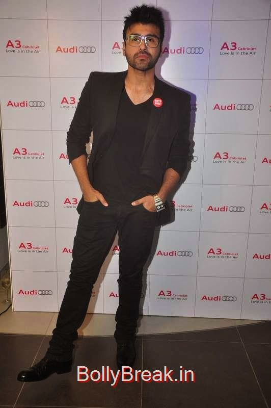 Arya Babbar at the launch of Audi A3, Sunny Leone, Neha Dhupia, Sonakshi Sinha Snapped At DIfferent Events
