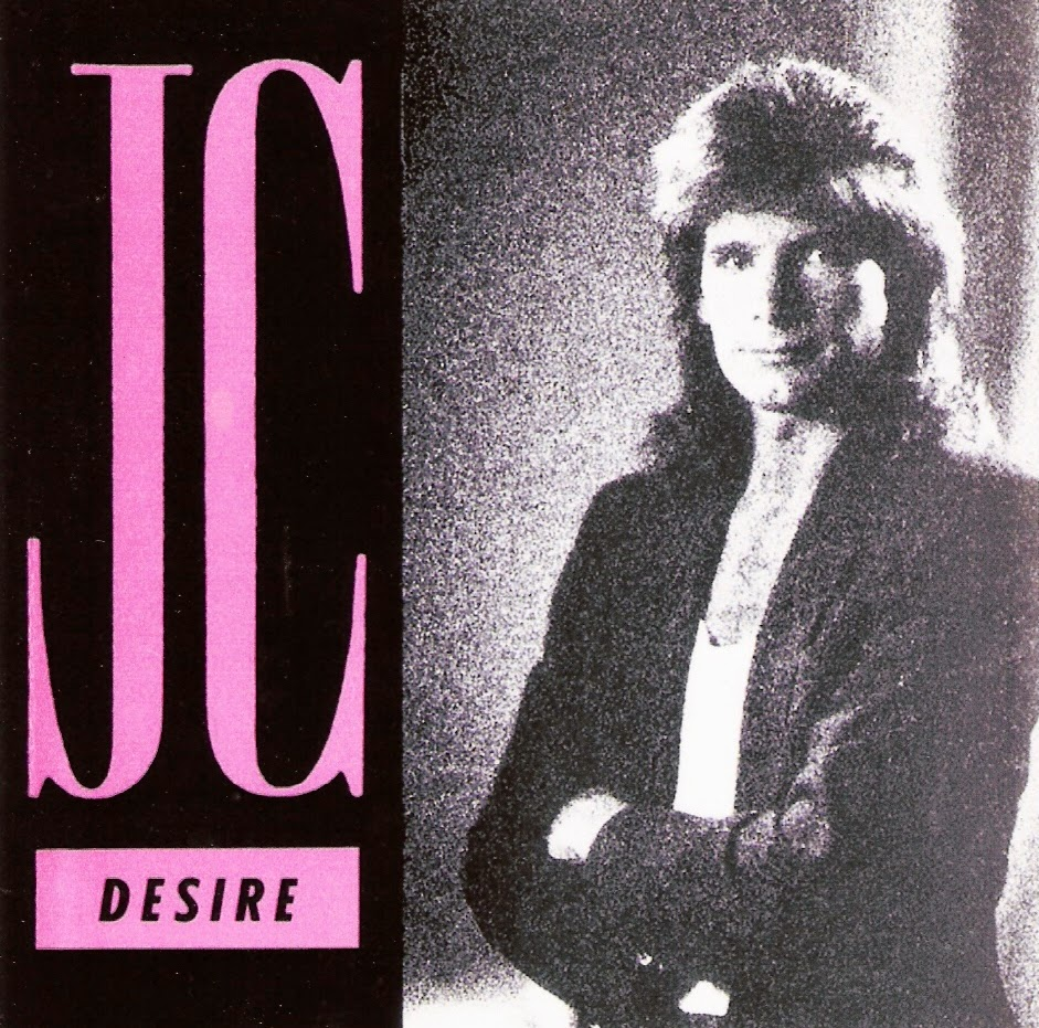 John Clouse Desire 1989 aor melodic rock