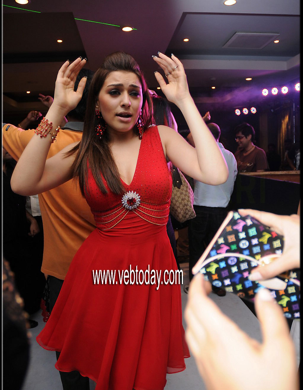 Hansika Sexy Hot Unseen Boobs Belly Butt Panty Thighs Top -6771