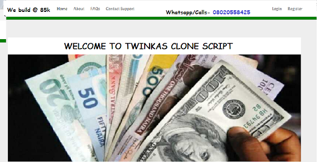 IMAGE- [UPDATED] March 2017 Twinkas Script; Feb 2017 MMM Script; Latest PayDoublers; iCharity Clone. We Accept BitCoin Payment Also