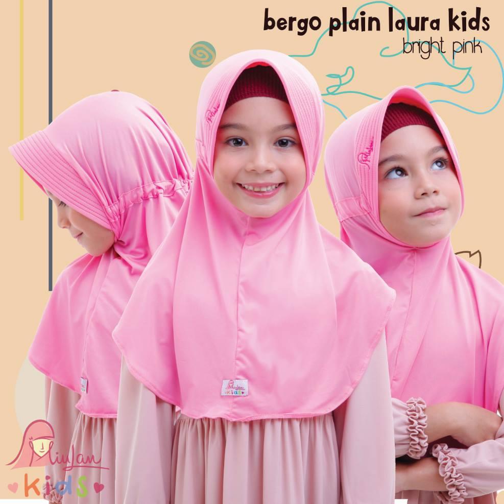 jilbab miulan anak BPL Kids
