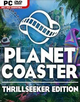 Planet Coaster Jogos Torrent Download capa