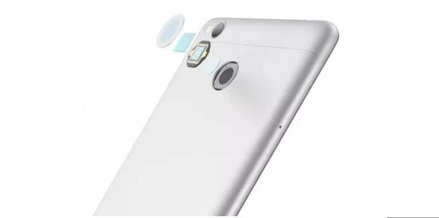 Xiaomi Redmi 3s Android Murah Dengan Fitur Sensor Sidik Jari