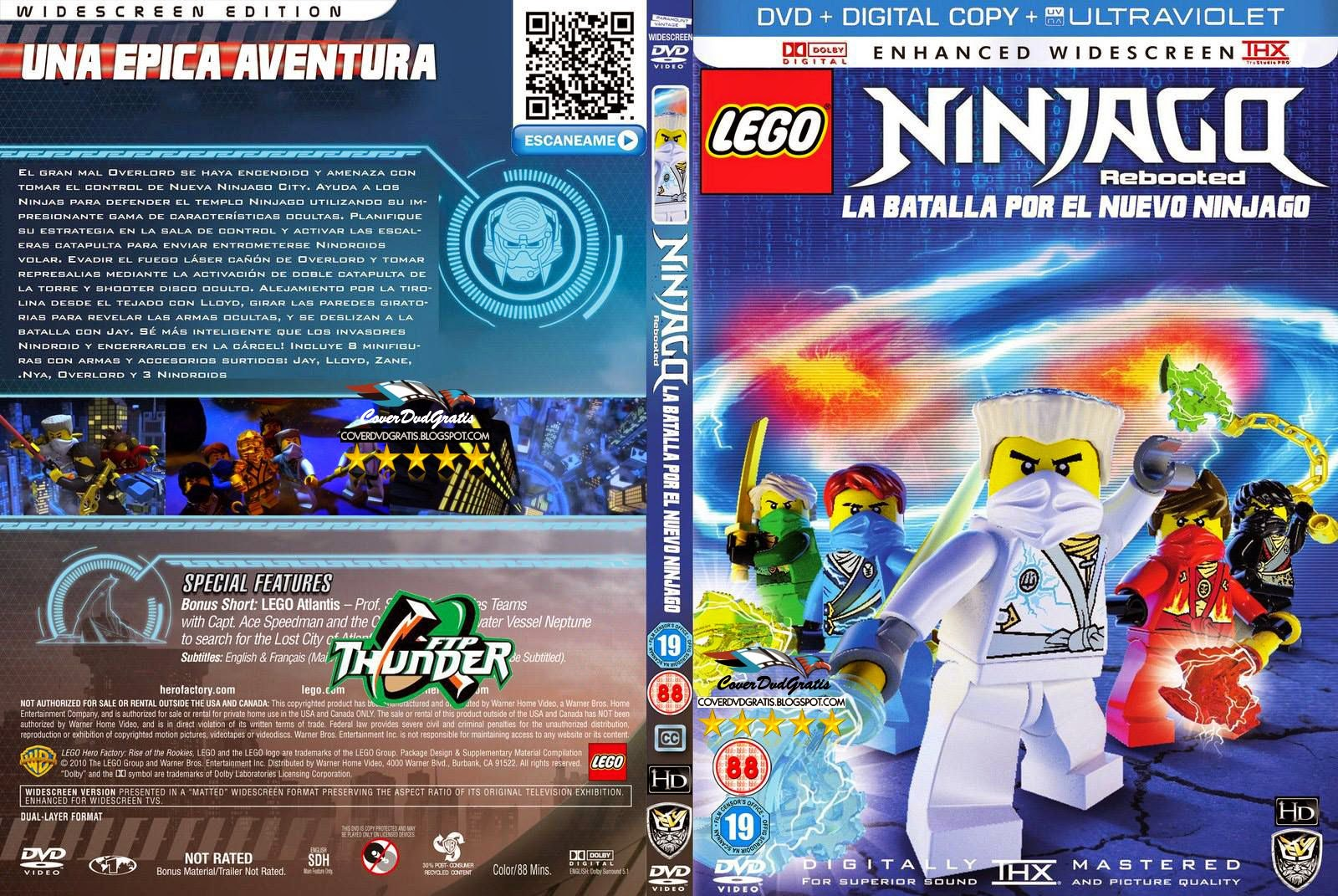 lego ninjago 2014 episode 1 rebooted