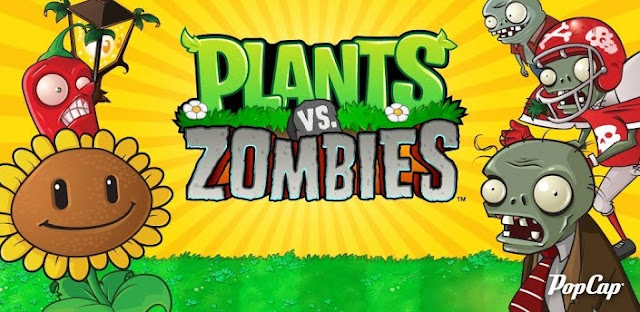 Android Strategy Games - Plant vs Zombies