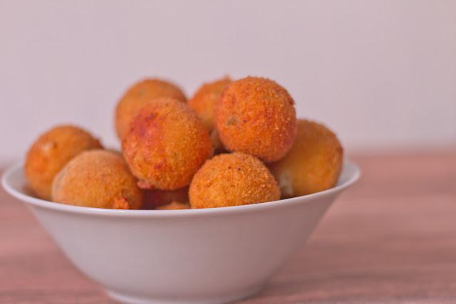Fingerfood Mozzarellabälle