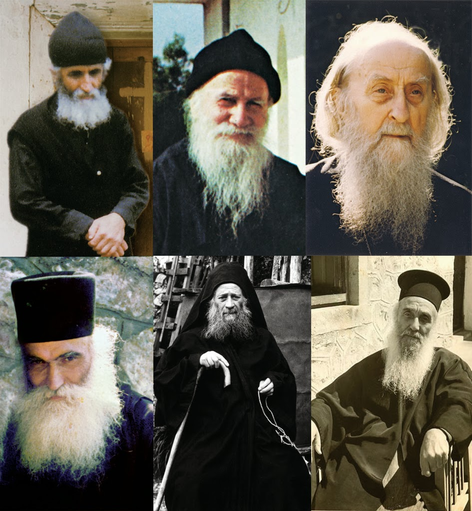 Αποτέλεσμα εικόνας για αγιοι γεροντες προς αγιοκαταταξη