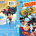Justice League Action: Superpowers Unite! DVD Cover
