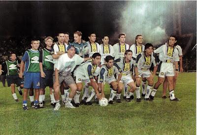 Resultado de imagen para rosario central 1998 conmebol