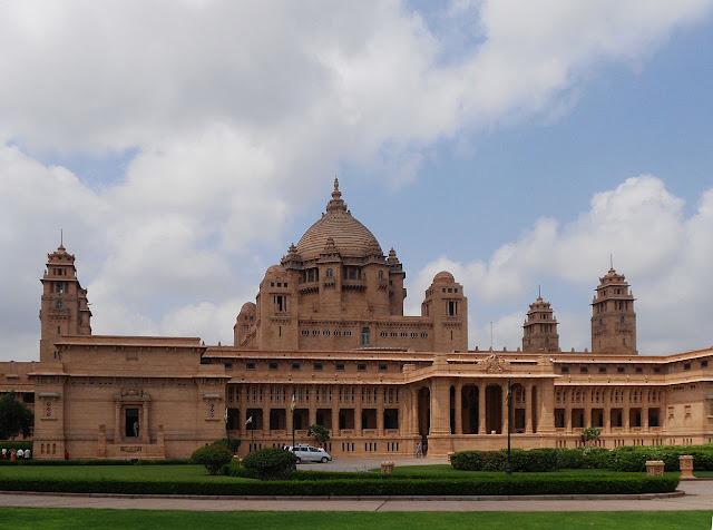 Lujoso palacio en La India - Foto: www.trendencias.com
