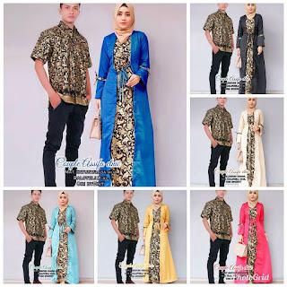 Batik Couple Assifa Etnik
