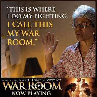 Review Film : War Room (2015)