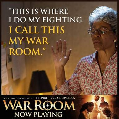 Review Film : War Room (2015)