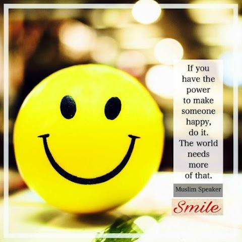 Wordless Wednesday #1/2018   Smile