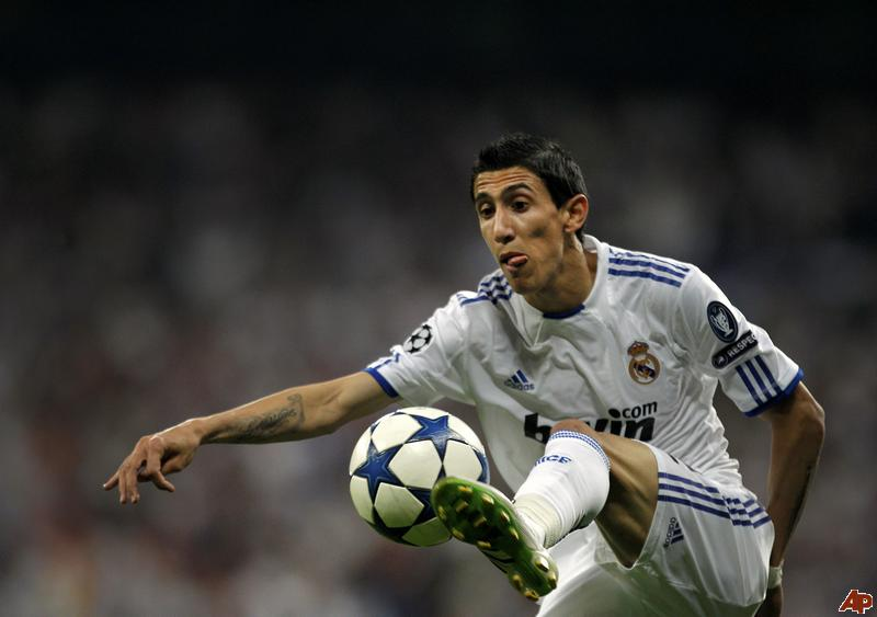 Soccer Players: Hair & Tattoo Lifestyle: Angel Di Maria Best Soccer Tattoo