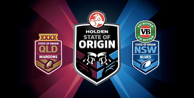 State of Origin 2016 live stream