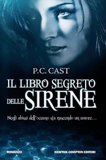Copertina Il libro segreto delle sirene, P.C.Cast