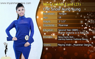 Chit Snow Aung Aung