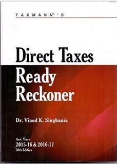 Book tax singhania pdf income