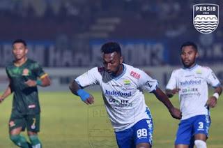 PS Tira 2 -3  Persib Bandung: Pembuktian Patrich Wanggai kepada Bobotoh