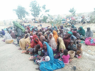 BREAKING: Troops Collapse Boko Haram's Structure, Frees 700 Farmers, Fishermen