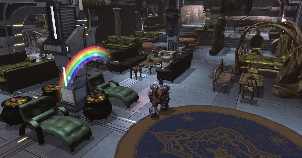 Pinky S Blog Dcuo My Lair The Tech Pad