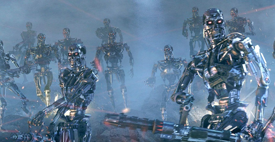 O exterminador do futuro 4 dublado download.